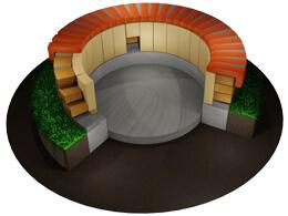 Budujemy grill i ogrodowe palenisko