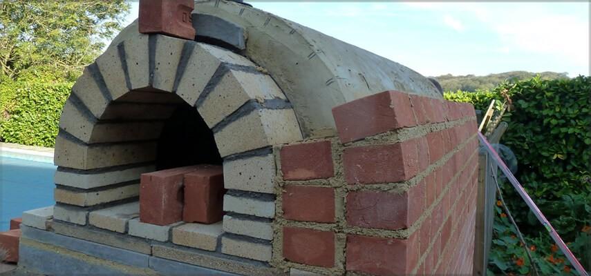 Materiały do budowy pieca chlebowego